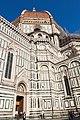 Florencia - Firenze - Catedral de Santa Maria del Fiore - Exterior - 04.jpg