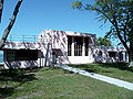 Florida Tropical House front view.JPG