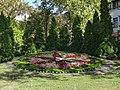 Flower clock, Székesfehérvár.jpg