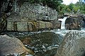Flume Falls (West Branch of the AuSable River) (Wilmington Flume, Adirondack Mountains, New York State, USA) 7 (20108604921).jpg