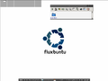 Fluxbuntu nbuild1 alpha screenshot.png