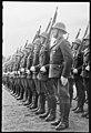 """Fo30141711140069 """"Reservebataljon Holmestrand paraderer for Quisling på Slottsplassen"""" 1942-06-14 (NTBs krigsarkiv, Riksarkivet).jpg"""