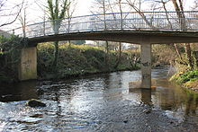 FootbridgeAtDodderValley-BushyPark.JPG