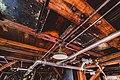 Ford Historic Sawmill, Michigan - Ceiling (30690846170).jpg