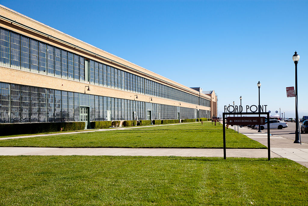 Ford assembly plants locations for Ford motor company 10k report