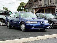 Ford Taurus SHO thumbnail