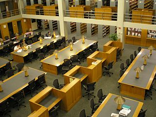 library devoted to law
