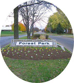 Forest Park, Columbus, Ohio