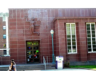 United States Post Office (Forest Hills, Queens) - Forest Hills Station, May 2009