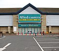 Forest Retail Park - Allied Carpets - geograph.org.uk - 1758474.jpg