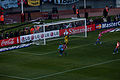 Forlan scoring in the 2011 CA final.jpg