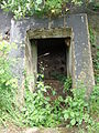 Fort Hoofddijk Bunker 1918I Open ingang.JPG
