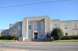 Fort Smith Masonic Temple, Front View.JPG