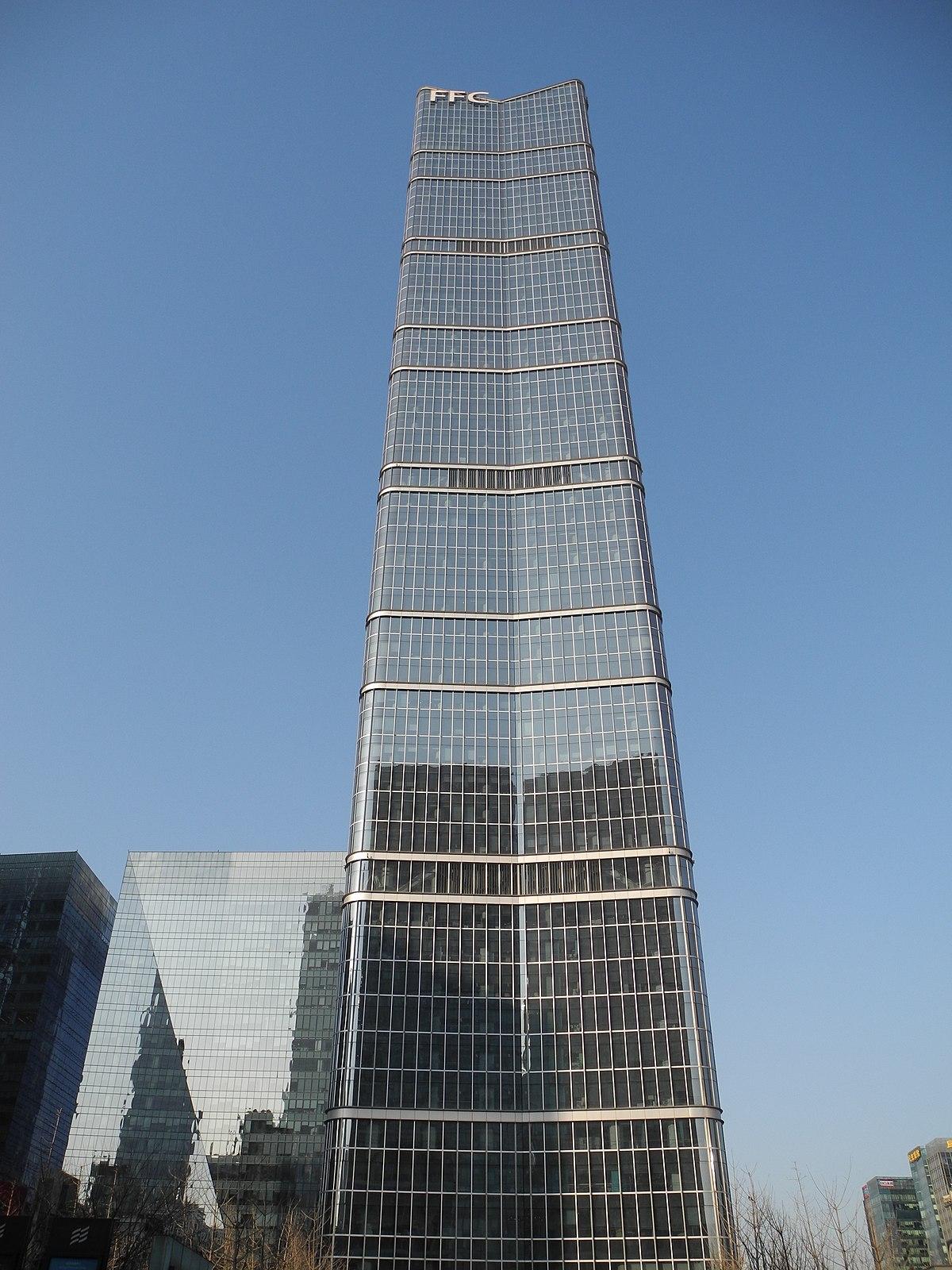 Fortune Financial Center Wikipedia