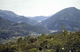 Castellane Subprefecture and commune in Provence-Alpes-Côte dAzur, France