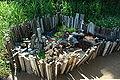 France Loir-et-Cher Festival jardins Chaumont-sur-Loire 2006 22 On aurait dit que 01.JPG