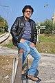"""Francesco Consiglio, autore de """"Le molecole affettuose del lecca lecca"""".jpg"""