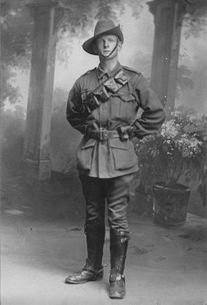 Francis Stewart Briggs - Francis Stewart Briggs, at Adelaide in January 1916, Signaller with 3rd Light Horse Regiment of 1st Light Horse Brigade of Australian Imperial Forces.