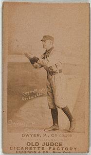 Frank Dwyer American baseball player