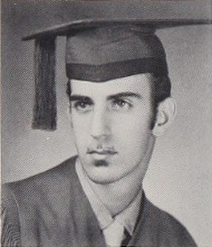 Frank Zappa - Zappa's senior yearbook photo, 1958