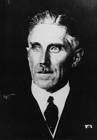 Franz von Papen - Papen in 1933