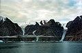 Franz Josef Fjord, gacier tongues.jpg