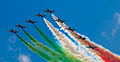 Frecce Tricolori NL Air Force Days (9291480290).jpg