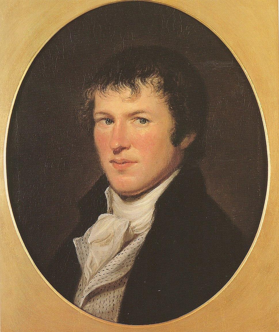 Frederich heinrich baron von humboldt-charles wilson peale