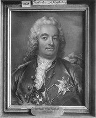 Fredrik Gyllenborg, 1698-1759, greve