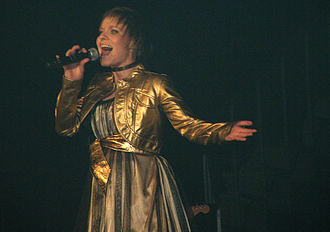 Free Souffriau - Souffriau performing in Antwerp in 2008