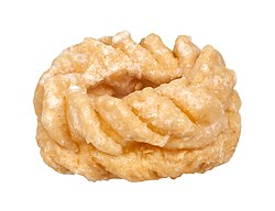 definition of cruller