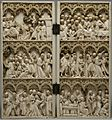 French - Diptych with Scenes from the Passion of Christ - Walters 71179 - Open.jpg
