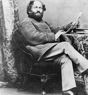 Friedrich Gerstäcker - Friedrich Gerstäcker
