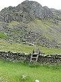 From bridle path E to Buckbarrow Crag - geograph.org.uk - 945353.jpg