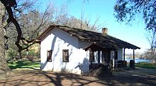 Front of William B. Ide Adobe.JPG
