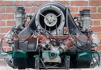 Ernst Fuhrmann - Image: Fuhrmann engine
