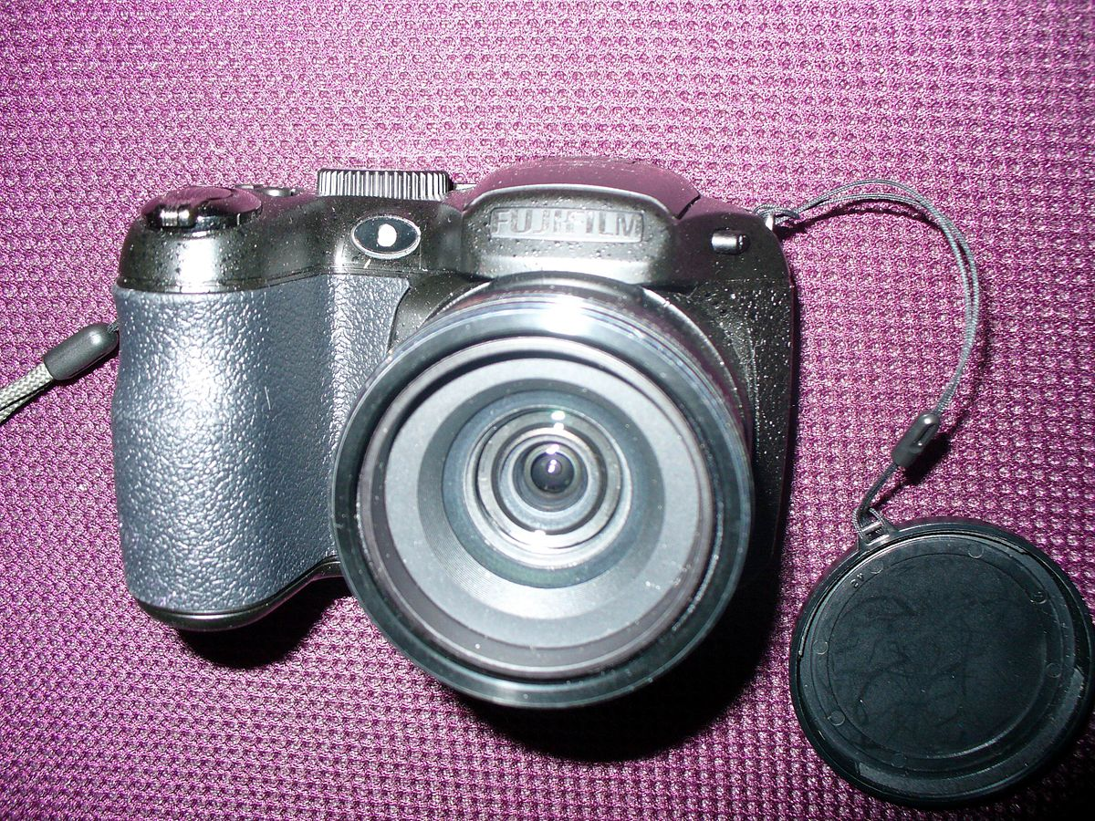 New Driver: Fujifilm FinePix S1600 Camera