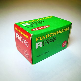 Fujifilm - Fujichrome R100 35mm Film (expired: 1972)
