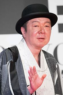 "Furuta Arata from ""Stray Nightingale"" at Opening Ceremony of the Tokyo International Film Festival 2016 (33260116030).jpg"