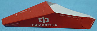 Female urination device - Image: Fusionella