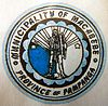 Official seal of Macabebe