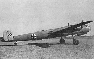 Bomber B - Focke-Wulf Fw 191A