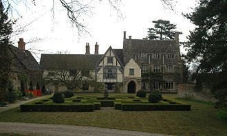 Lady Catherine Gordon - Image: Fyfield Old Berks Manor
