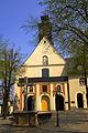 Góra św. Anny, kościół klasztorny franciszkanów, xxkazik.jpg