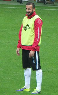 Gökhan Ünal Turkish footballer
