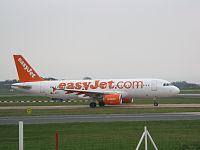 G-EZTT - A320 - EasyJet