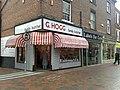 G. Hogg, family butcher - geograph.org.uk - 1570011.jpg