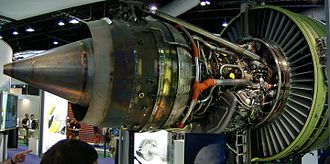 General Electric GE90 - GE90 without cowling