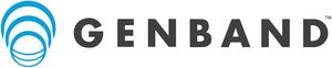 Genband - Image: GENBAND Logo L Blue (1)