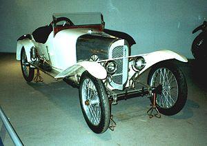 GN (car) - Image: GN 1921